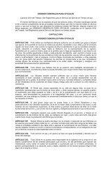 Reglamento para el Servicio del Ejército en Tiempo de paz