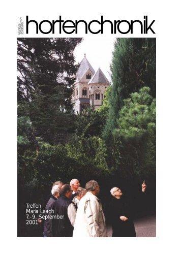 Treffen Maria Laach 7.-9. September 2001 - Ulli Bromberg