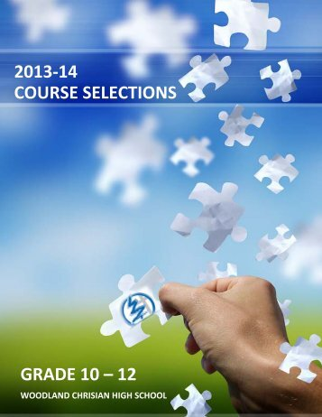 CourseSelectionGuide.. - Woodland Christian High School