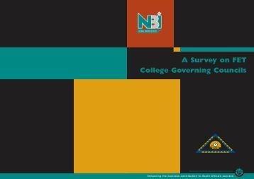 FET College Governing(1.05MB) - National Business Initiative