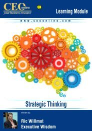 Strategic Thinking - NMIT Online