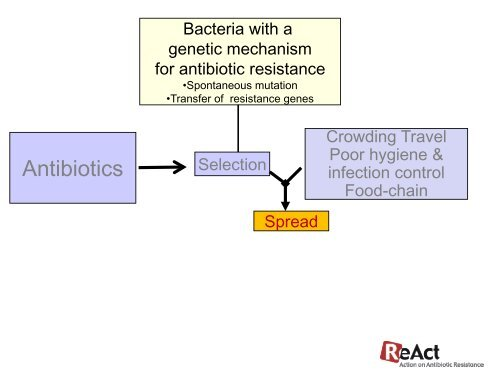 of Antibiotic Resistance - ReAct