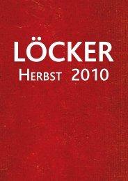 Vorschau Herbst 2010 - Löcker Verlag