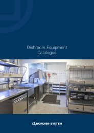 NORDIEN-SYSTEM DISHWASHING BASKETS 500 x ... - Hackman