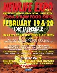NY EXPO Mar07 - NEWLIFE Expo