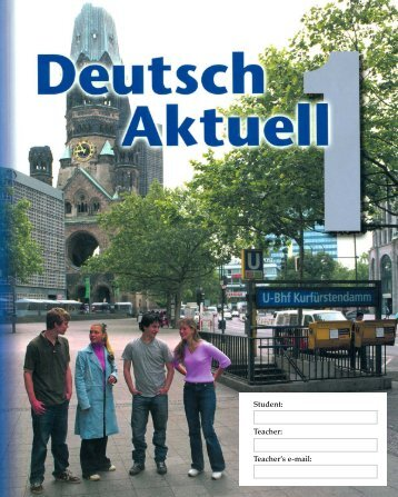 sprache - New Braunfels ISD