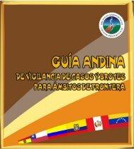 Guía Andina de Vigilancia Epidemiológica de Casos y - Organismo ...