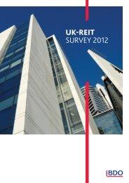 UK-REIT SURVEY 2012 - UK.COM