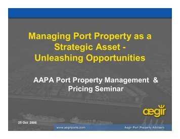 Managing Port Property as a Strategic Asset - staging.files.cms.plus ...