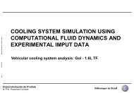 Cooing System Simulation Using Computational Fluid Dynamics ...