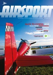 November 2010 - Sport Aircraft Association of Australia