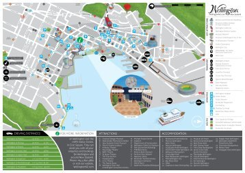 Downtown Wellington Map