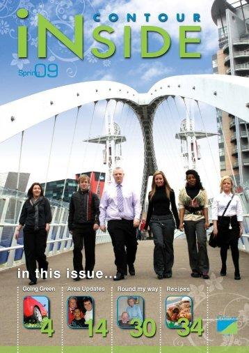 Contour iNside Magazine Spring 09:Layout 1 - Contour Homes