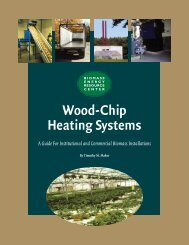 Wood-Chip Heating Systems - Biomass Energy Resource Center