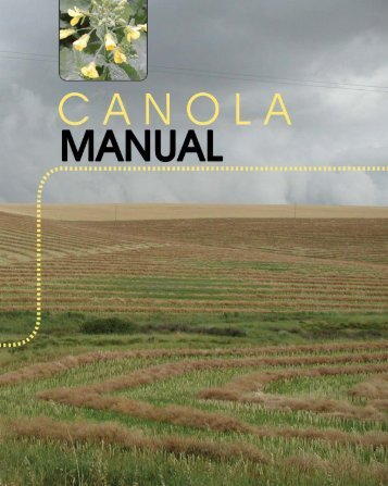 Canola Manual - overbergagri