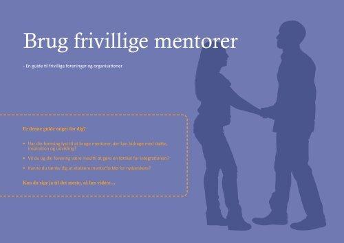 brug frivillige mentorer.pdf - Social