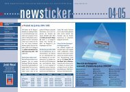 newsticker 04/2005
