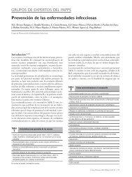 Prevención de las enfermedades infecciosas - papps