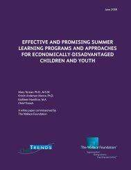 effective and promising summer learning ... - NIUSI Leadscape