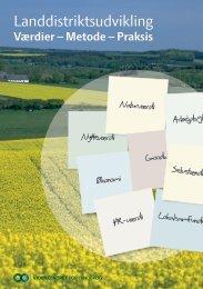 Landdistriktsudvikling - Sønderjysk Landboforening