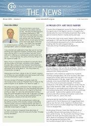 a proud city: art deco napier - The Twentieth Century Heritage ...