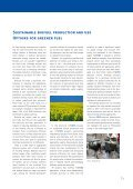 Sustainable biofuel production and use Options for greener fuel - Page 3