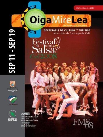 Oiga Mire Lea - Alcaldía de Santiago de Cali