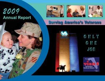 2009 Annual Report - VISN 8