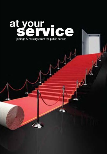 At Your Service, 2nd Edition