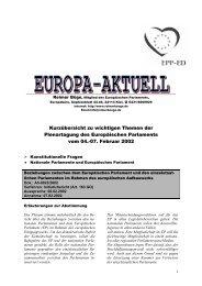 Europa-Aktuell Februar 2002 - Reimer Böge, MdEP