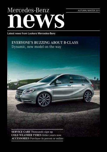 Mercedes-Benz - Lookers