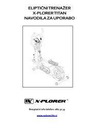 Orbitrek X-PLORER TITAN - Petrol