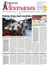 2011.gada 3.marts Nr.9(194) - Jelgavas Vēstnesis