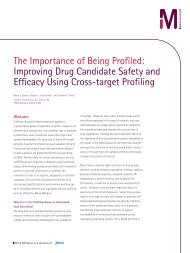 Drug Candidate Safety - European Pharmaceutical Review