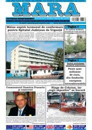 Descarca nr. 1349 - Ziarul Mara
