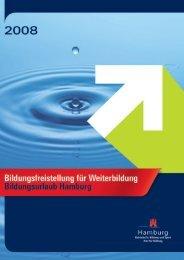 Bildungsurlaub - epub @ SUB HH - Universität Hamburg