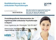 Download Präsentation (PDF, 524 KB) - Zur Tagung 2012