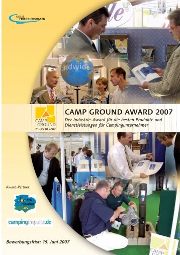 CAMP GROUND AWARD 2007 - BVCD