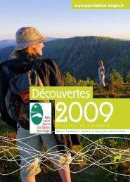 forêt - Parc  naturel régional des Ballons des Vosges