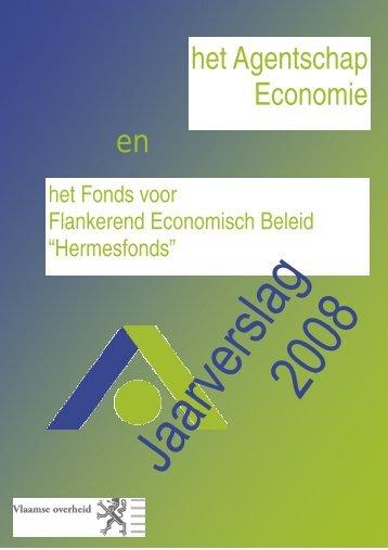 2008 - Agentschap Ondernemen