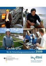 Fachkräfte - Deutsche Gesellschaft für Internationale Zusammenarbeit