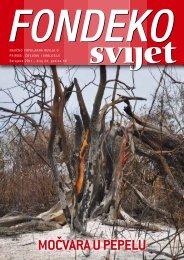 Naučno popularna revija o prirodi, čovjeku i ekologiji broj 34