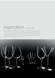 inspiration - Progastro