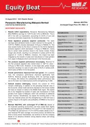 Download document in PDF format - i3investor.com