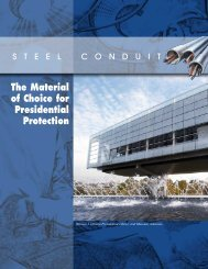 Clinton Library - Steel Tube Institute