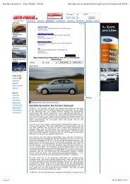 (Seat Ibiza Ecomotive - Neues Modell \226 Bilder) - RECODRIVE