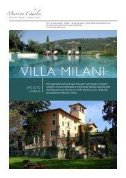 VILLA MILANI - Merrioncharles.com