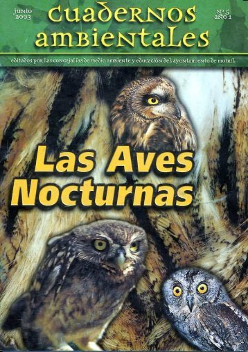CA - 5 - Aves Nocturnas