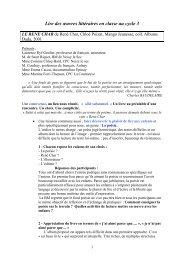 René Char - Centre académique de ressources sur la maîtrise des ...