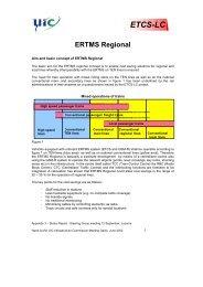 ETCS-LC - ERTMS